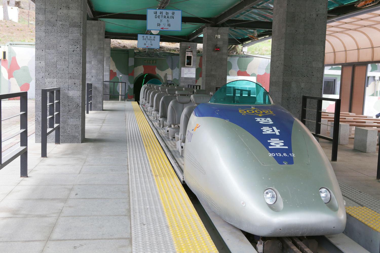 旅遊。坡州★DMZ&JSA一日遊 人生中離北韓最近的一天